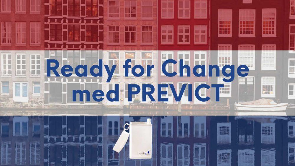 Kontigo Care tecknar avtal med Ready for Change i Nederländerna