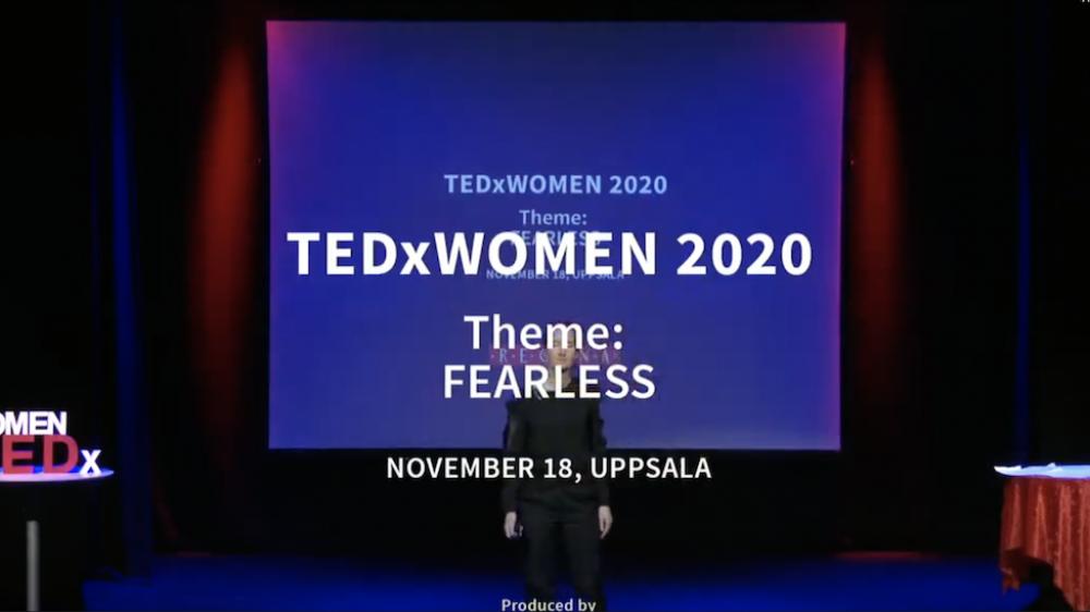 TED! Kontigo Cares Maria Winkvist pratar om Previct