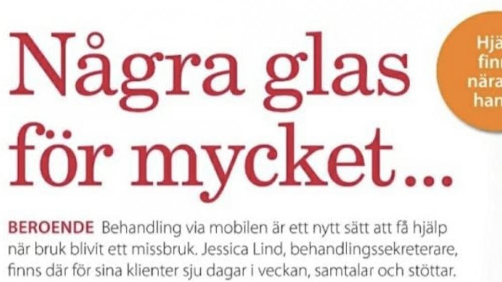"""""""Några glas för mycket…"""" Läs om Previct i Icakuriren"""