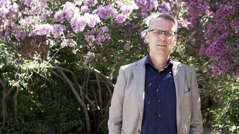 Ulf Kindefält, VD presenterar Kontigo Care och Previct
